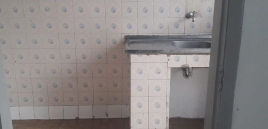 Quarto, cozinha e banheiro – Próximo ao Metro Sacoma